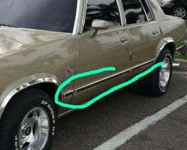 Molduras y Biseles Chevrolet Malibu