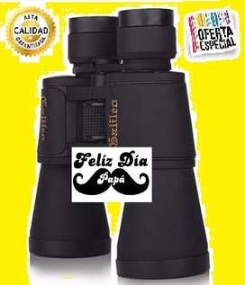 Binoculares 20x50 Galileo De Largo Alcance Filtro Uv