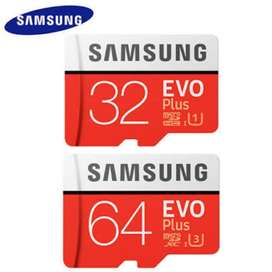 Memoria Microsd 32 64 Gb 100mb Velocidad