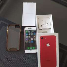 Iphone 7  128g rojo