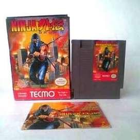 Ninja Gaiden 1 NES