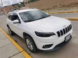 Jeep Cherokee Longituded del 2019