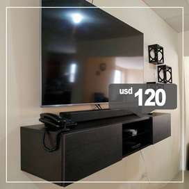 Muebles para televisores // Centros de Entretenimiento