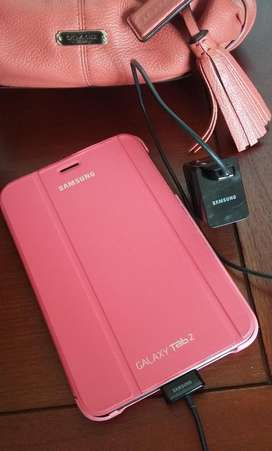 Funda Book Cover Samsung Importada USA Original Galaxy para Tab 2 7.0