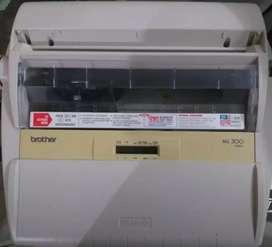 Se vende máquina de escribir Brother