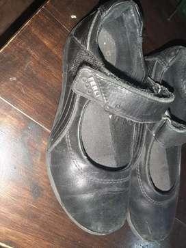 Zapatos niña como nuevos