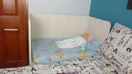 Vendo colecho para recién nacido