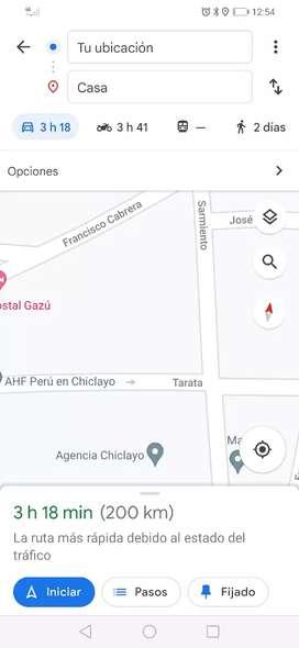 Se vende casa en chiclayo