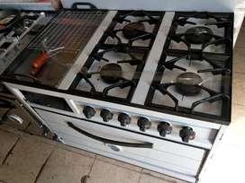 cocina industriales plancha y carlitera