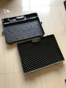 pedalboard behringer pb1000 para pedales de guitarra electrica