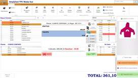 Software pos punto de vnta para almacenes y tienda de ropa