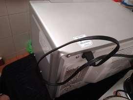 Vendo horno microondas marca haceb 10 de 10