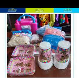 Accesorios para tu fiesta/piñateria/recreación/sonido y luces/ chikitecas/fiestas infantiles/baby shower