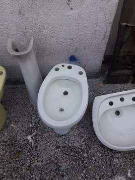Inodoro bidet mochila lavamanos