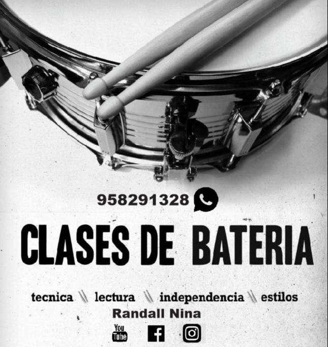 CLases de Bateria30 0