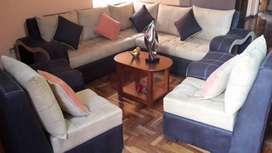 De venta muebles de sala