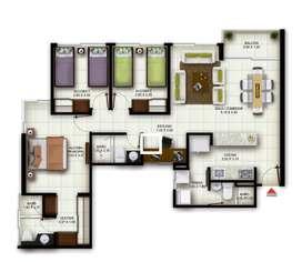 SE VENDE APTO EN BARRANQUILLA Apartamento en el Conjunto Residencial Sorrento Sector Miramar – Barranquilla