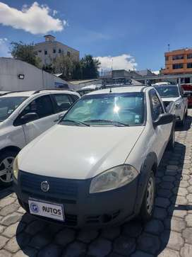 Fiat Strada 2013 flamante