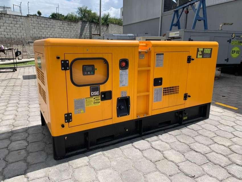 Generadores eléctrico de 75 kva 0