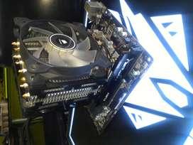 combo board procesador y ram de 6 GENERACION intel core I3 DDR4