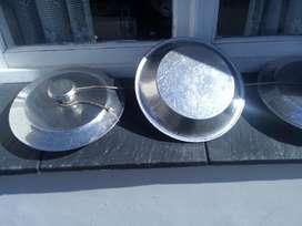 Tapas Termicas Inox 0,29 Cm. Diamet.