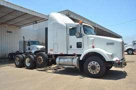 Camion Remolcador Kenworth T800 8x4 2012