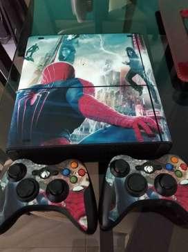Vendo: Xbox 360 excelente estado
