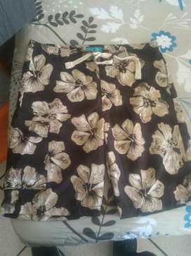 Pantaloneta Bermuda Belife Xl Nueva