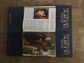 Historia Del Arte Salvat La Nacion 5 Tomos   $2500