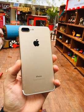 Iphone 7 plus usado 32GB