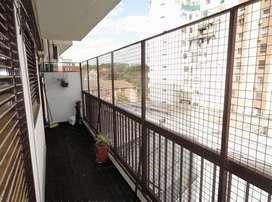 3 habitaciones, 3 ambientes con dependencia, caballito, amoblado,