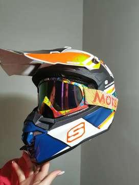 Se vende casco original SHAFT