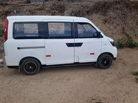 Se vende minivan marca chery año 2020 por motivo de viaje