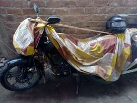 Moto Pantera Ronco