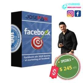 Facebook Ads 2019 : Domina el Marketing en Facebook JOSE MARK