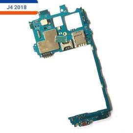 Placa Samsung J4 2018 Libre Once