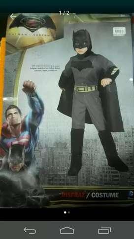 Disfraz Batman talla 6