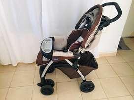 VENDO O PERMUTO cochesito 6 ruedas completo todos los accesorios MAS huevito/silla para auto.