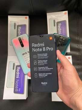 Xiaomi Redmi Note 8 pro de 128GB