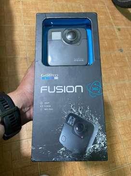 GoPro Fusion 350º