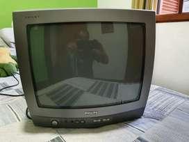 TV marca Philips 14 pulgadas