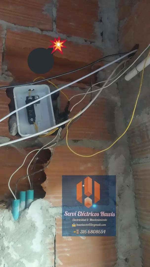 Eléctricista cartagena