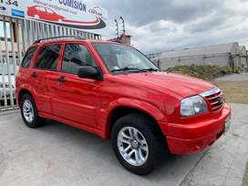Chevrolet Grand Vitara 2008 full flamante