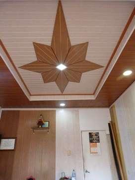 Instalacion de techos y cielorrasos en PVC