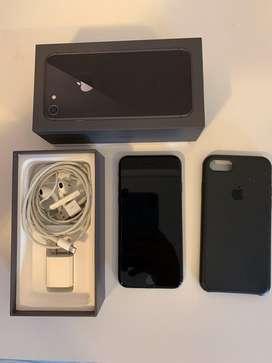 Iphone 8 64gb Usado - Accesorio y caja original