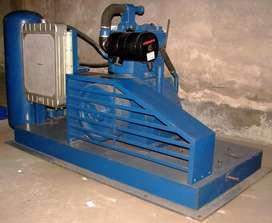 Liquido!! Compresor de Aire Nuevo Fijo de 10 M3/MIN CON BASE