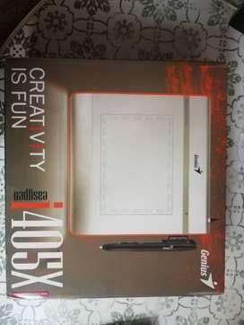 TABLETA GRAFICA GENIUS EASYPEN I405X