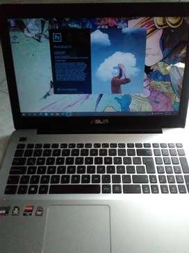 NOTEBOOK ASUS X555DG