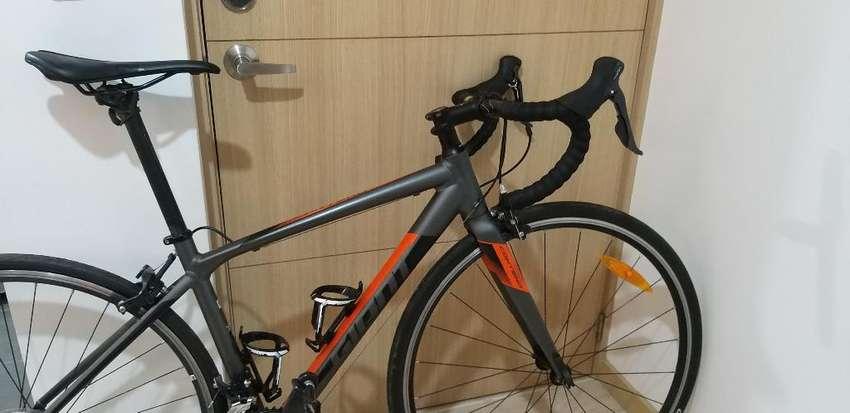 Oferta Ganga Bicicleta Ruta Giant 0