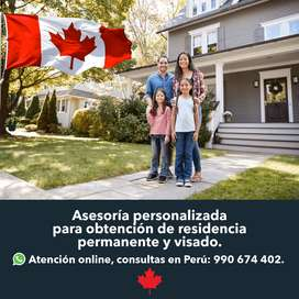 CANADA VISA RESIDENCIA